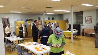 Knox Met Candidate's Forum