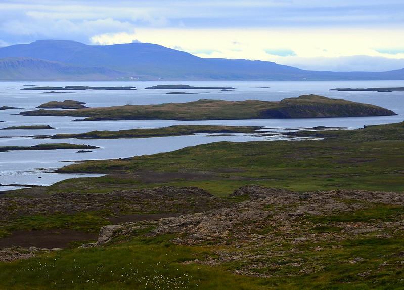 Islands in Breidafjordur