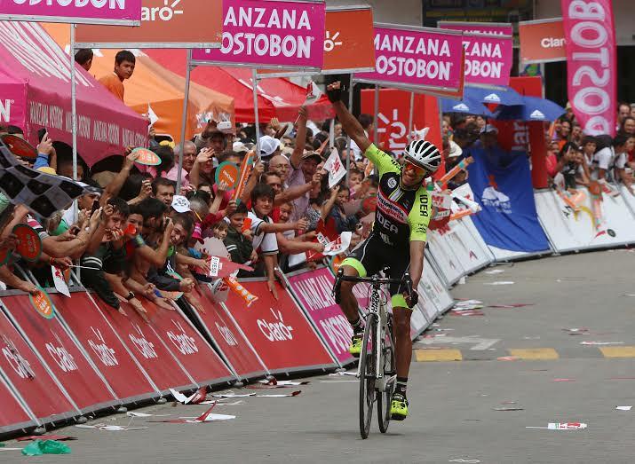Foto 01 Cristian Montoya gana en El Santuario