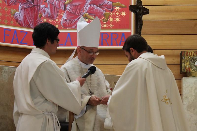 Ordenacion Sacerdotal P. Felipe y P. Gonzalo