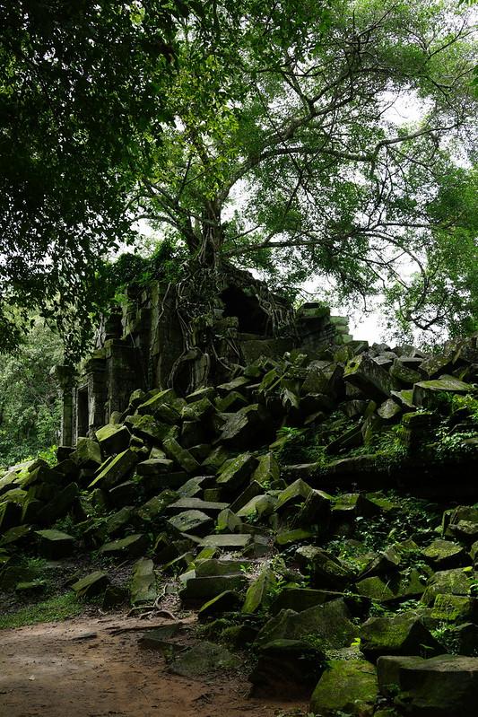 Beng Mealea,Cambodia
