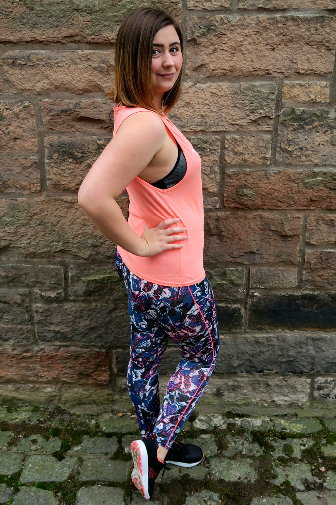 uk fashion lifestyle blogger laurenella new look sportswear yoga fitness