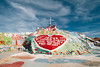 Salvation Mountain by Everywhere The Beautiful