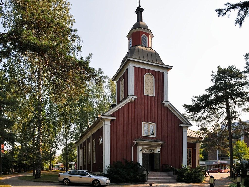 Hyvinkää - vanha kirkko
