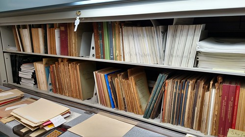 National Numismatic Collection vertical files