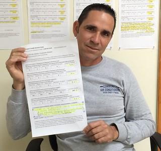 Manolo Delgado, Customer Review, Reparacion de Credito en Municipal Credit Service Corp
