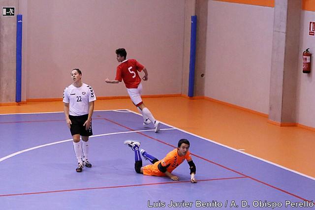 2015_11_15 Obispo Perelló – Rivas Futsal B