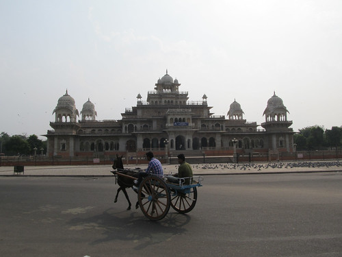 Jaipur: Albert Hall Museum