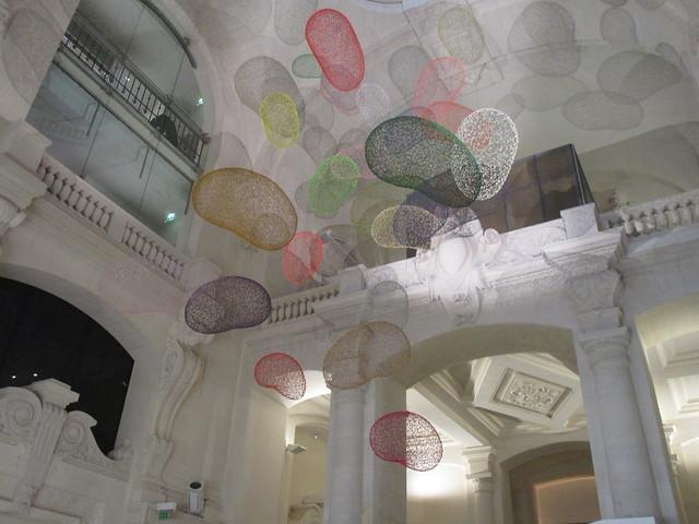 Musée des Arts Décoratifs, Looking up