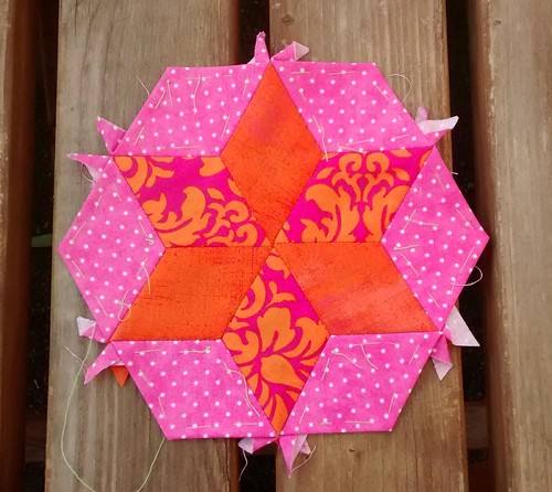 Hexagon star number 28