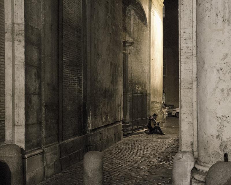 Santa Maria della Pace Roma