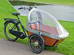 WorkCycles Kr8R Trike Sparkle Anthracite 2