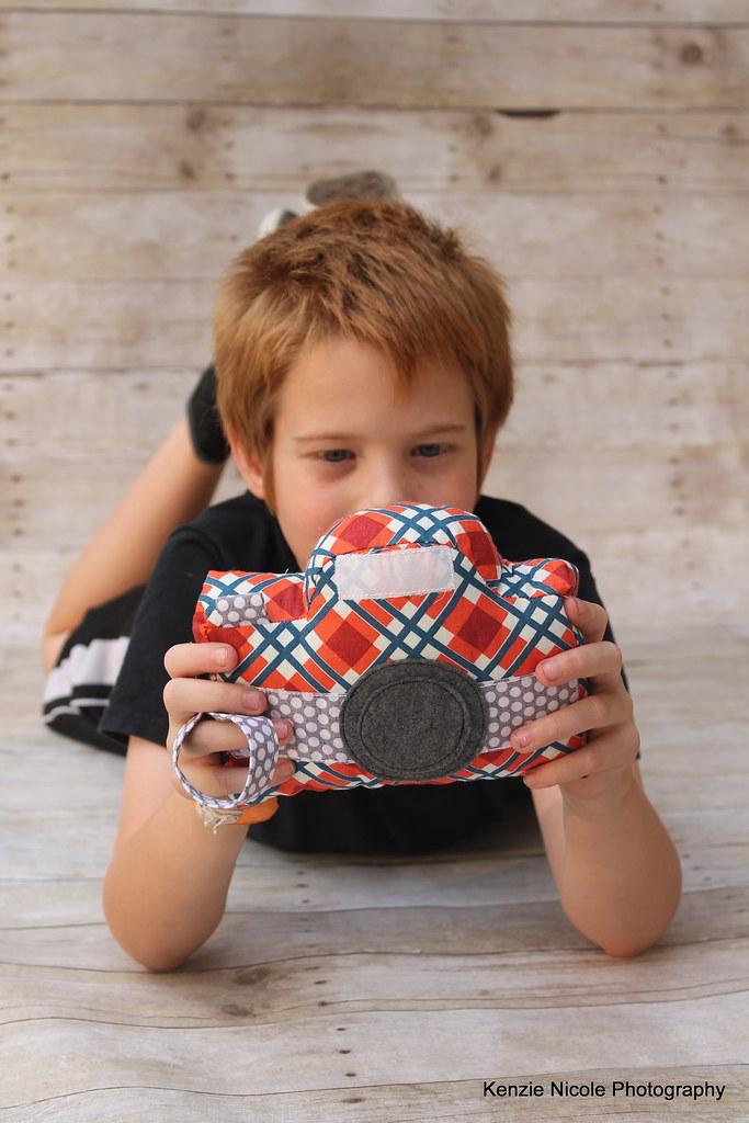 handmade camera toy for boys
