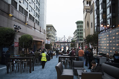 Duke's Cafe, JavaOne 2015 San Francisco