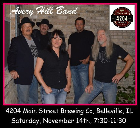 Avery Hill Band 11-14-15