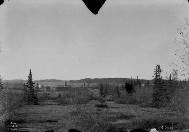 Fort Reliance, Northwest Territories / Fort Reliance, Territoires du Nord Ouest