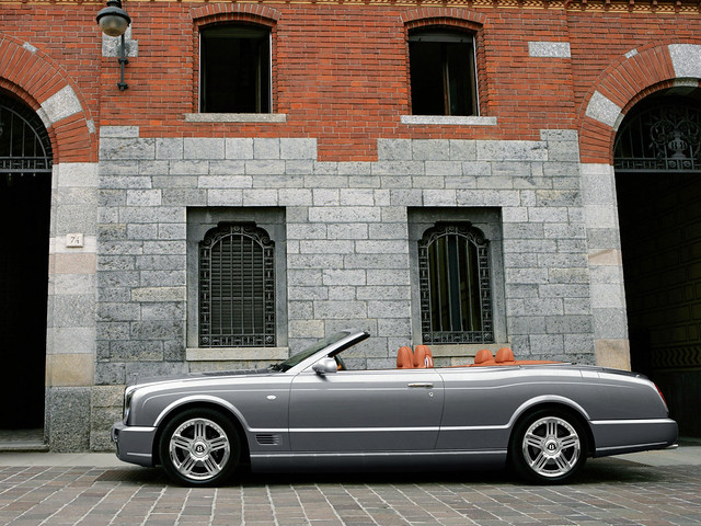Bentley Azure T 2008 года
