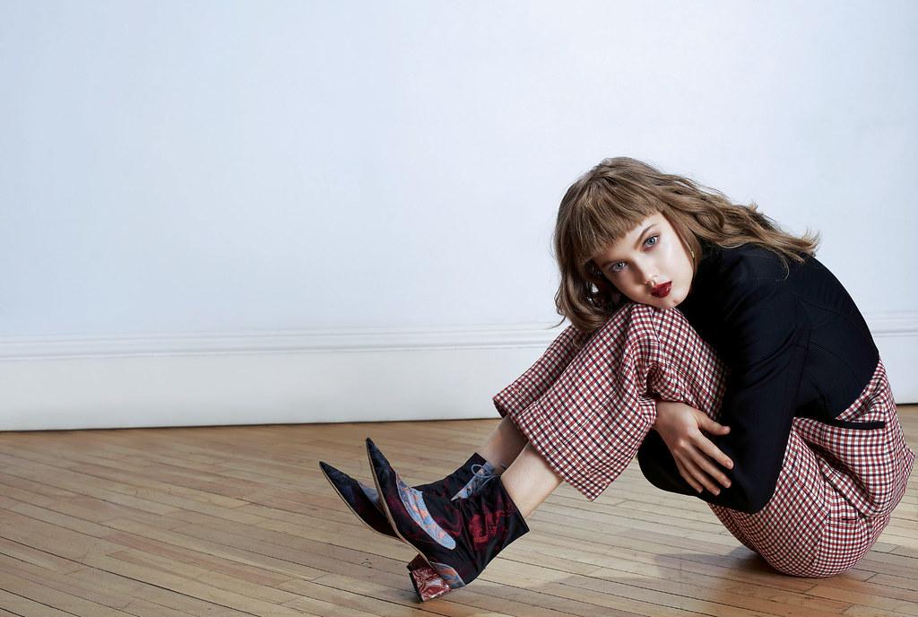 Линдси Виксон — Фотосессия для «The Sunday Times Style» 2015 – 4