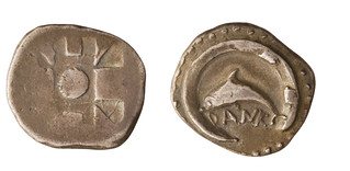 silver stater of Zancle 1957.752.5921