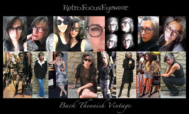 About US Retro Focus Eyewear and Back Thennish Vintage