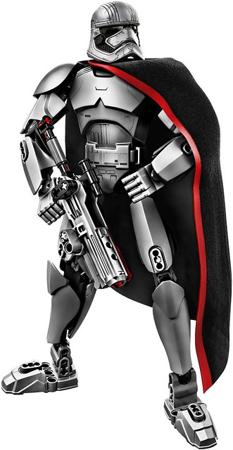 LEGO Star Wars Constraction 2016 | 75118 - Captain Phasma