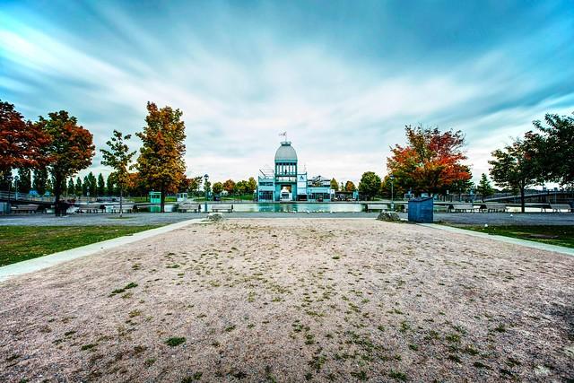 Parc Du Bassin Bonsecours : HDR