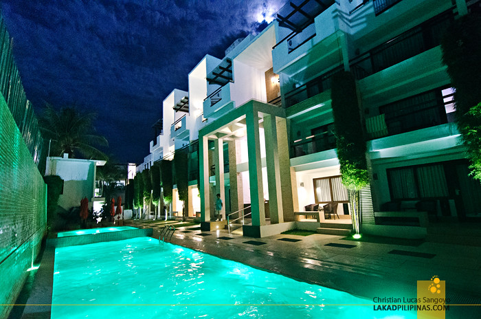 The District Boracay Pool