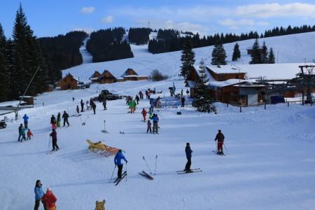 Spoznajte Oravu v zime, lyžiarov láka rodinné stredisko ORAVA SNOW