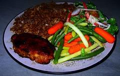 Ginger Beer Pork Loin Chop