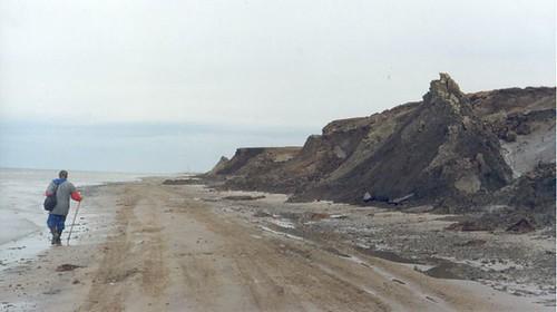 Yamal Peninsula, Kharasavei settlement area?