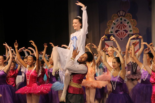 Ann Arbor Dance Classics Nutcracker 2015 (Milan High School, Michigan)