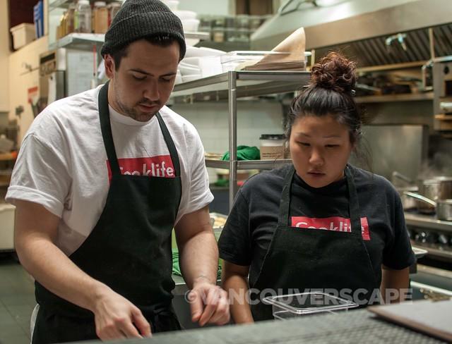 AnnaLena Chef Chef Mike Robbins