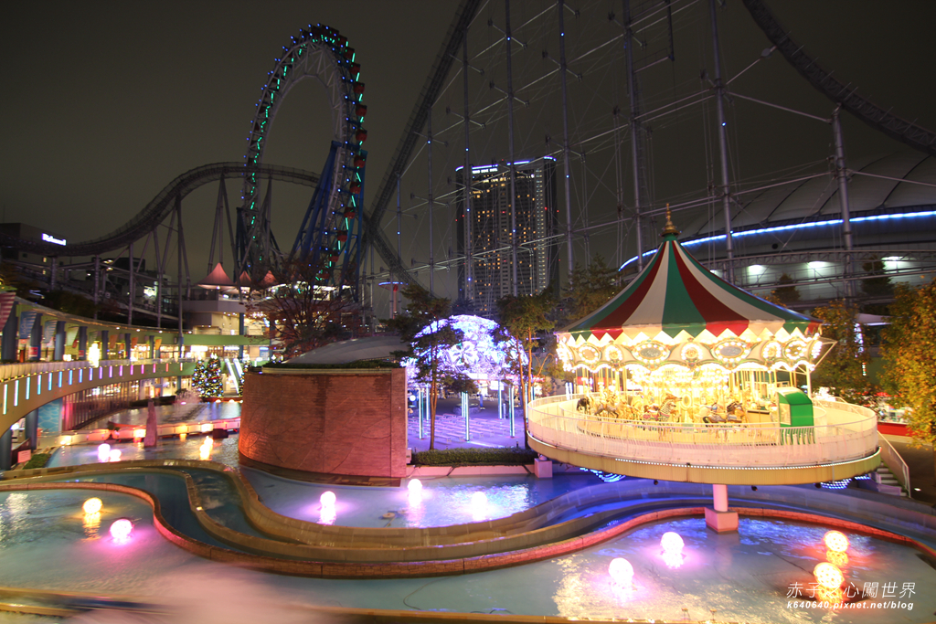 Tokyo Winter Illuminations- Tokyo Dome City-IMG_0515022