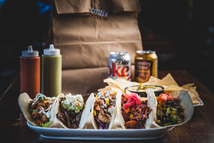 Tacos & Delivery from Citizen Bar Chicago