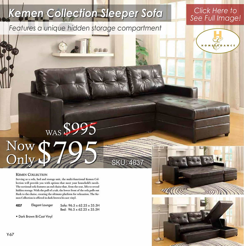 Kemen Sleeper Sofa
