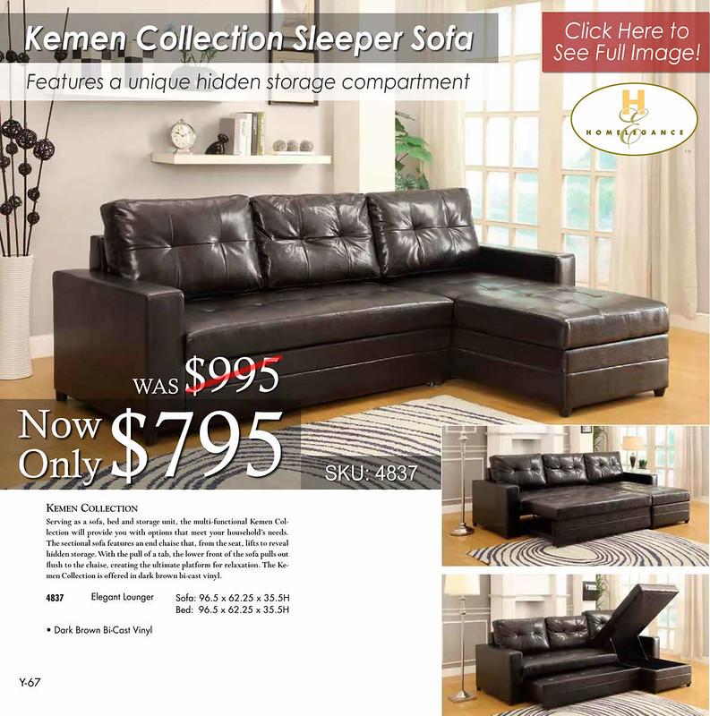 Kemen Sleeper Sofa