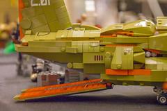 C-17 Globemaster and support craft