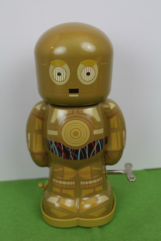 Wind Up Tim C3P0