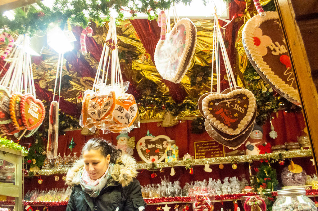 Shore Excursion to Würzburg - Heart of Germany Christmas Market Cruise with Viking River Cruises, Dec. 2015