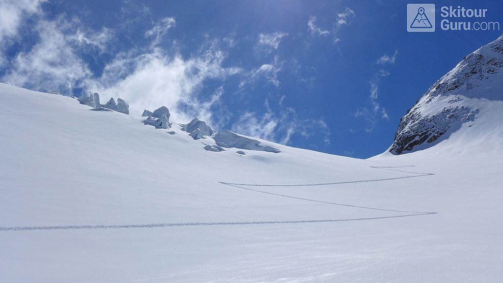 Sustenhorn (day 1, h.r. Swiss Glacier) Urner Alpen Schweiz foto 17