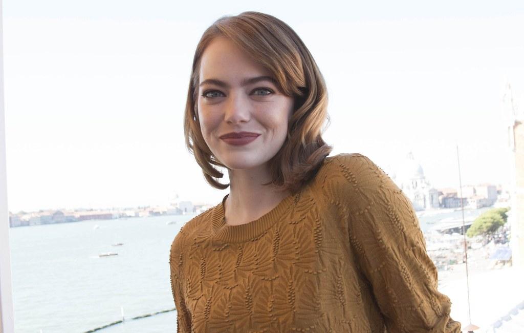 Эмма Стоун — Пресс-конференция «Ла-Ла Ленд» на «VFF» 2016 – 51