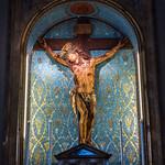 Crocifisso ligneo, opera di fra Vincenzo da Bassiano