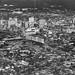 Atlanta aerial, circa 1950's by Courtarro