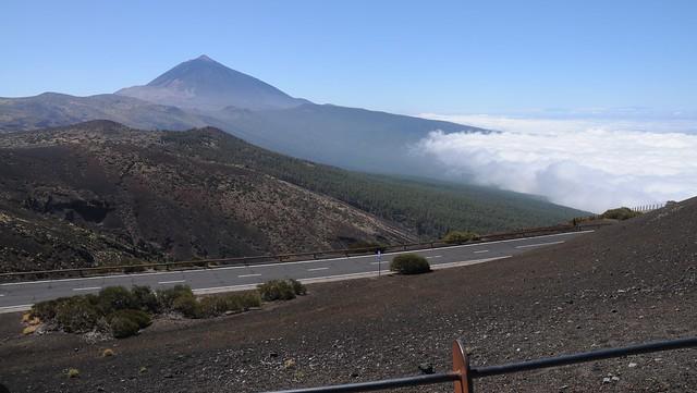 Fast schon im Himmel - El Teide; Region Montaña Izaña,Teneriffa (12)