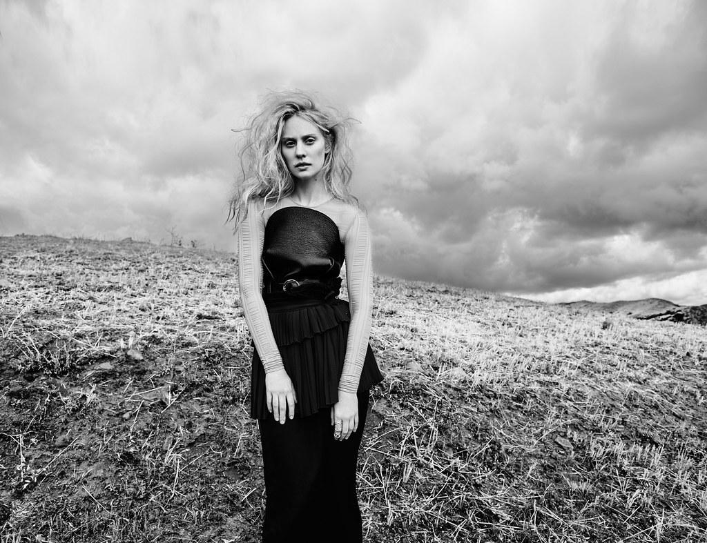 Дебора Энн Уолл — Фотосессия для «ContentMode» 2016 – 7