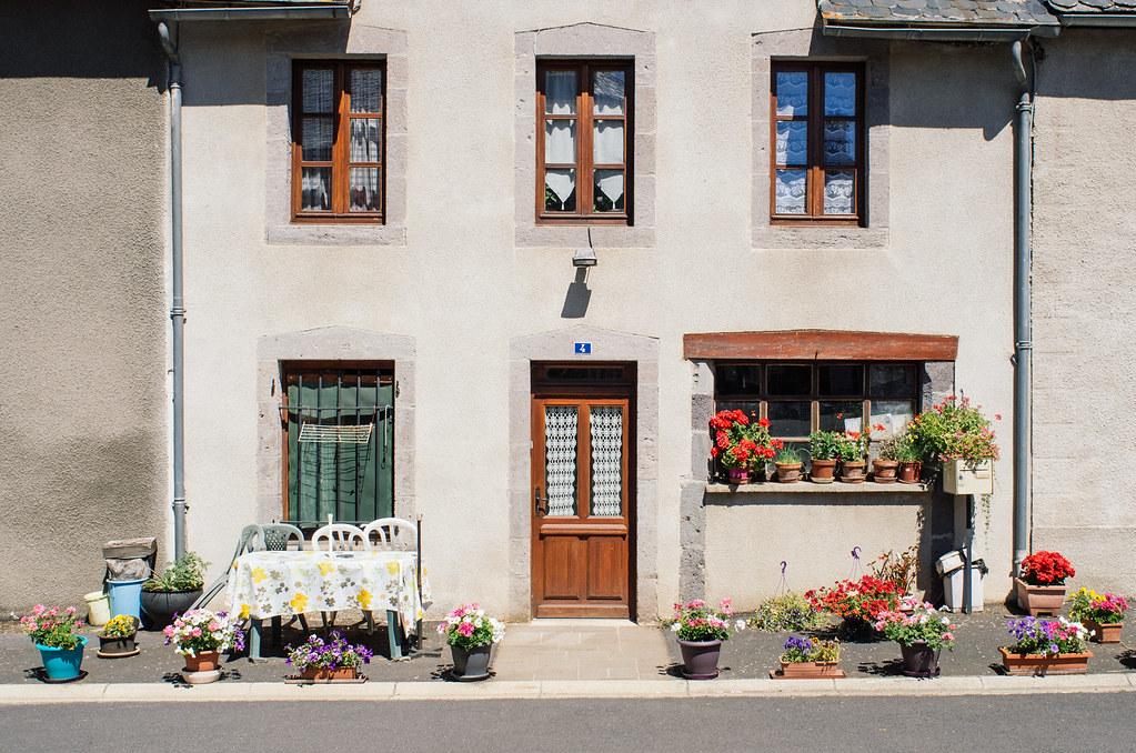 Cuisine vibratoire dans le Cantal - carnet de voyage France
