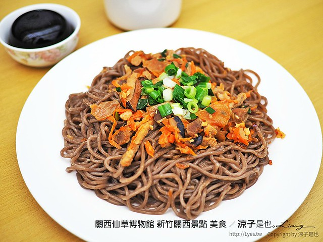 關西仙草博物館 新竹關西景點 美食 43