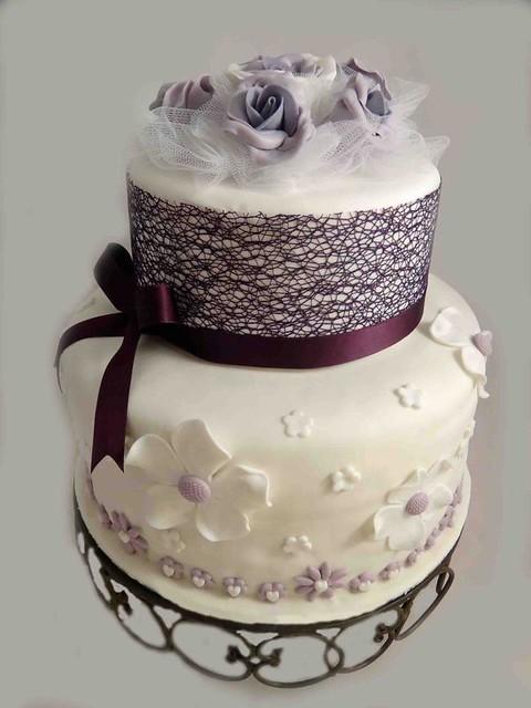 Wedding Cake by Vanity Cakes