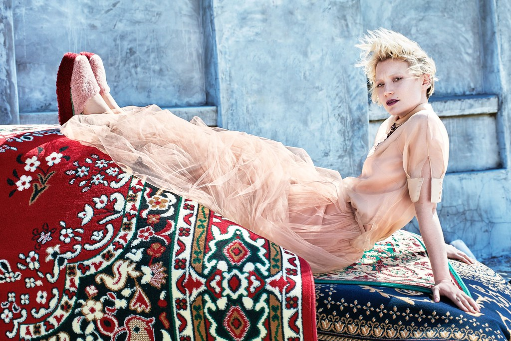 Миа Васиковска — Фотосессия для «California Style» 2016 – 4