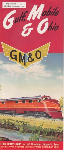 GMandO 1962 Cover